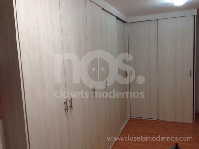 Diseños de Closets Escuadra NOS Mexico