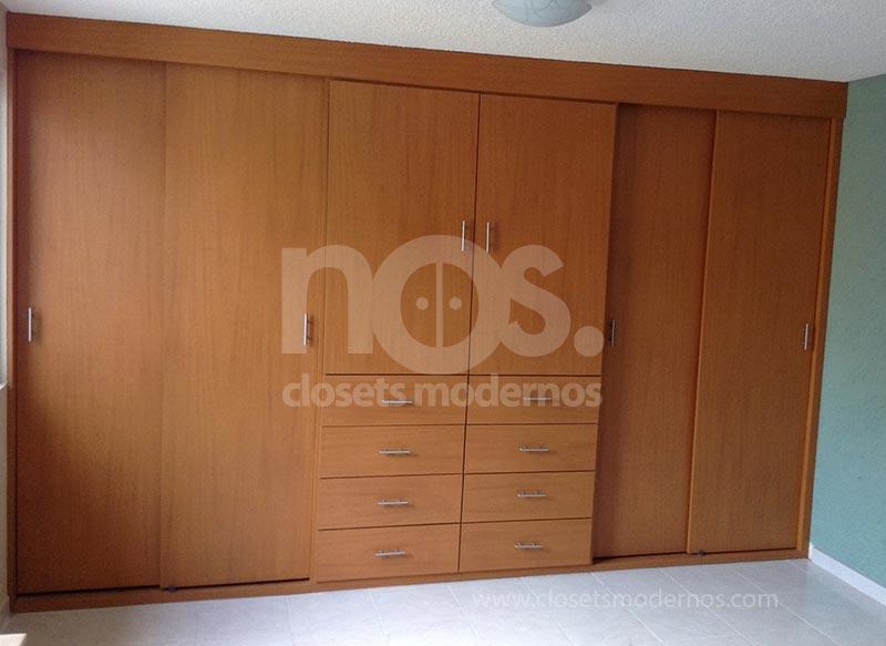 Diseños de Closets Corredizos NOS Mexico
