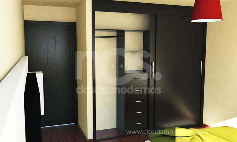 closets minimalistas exteriores