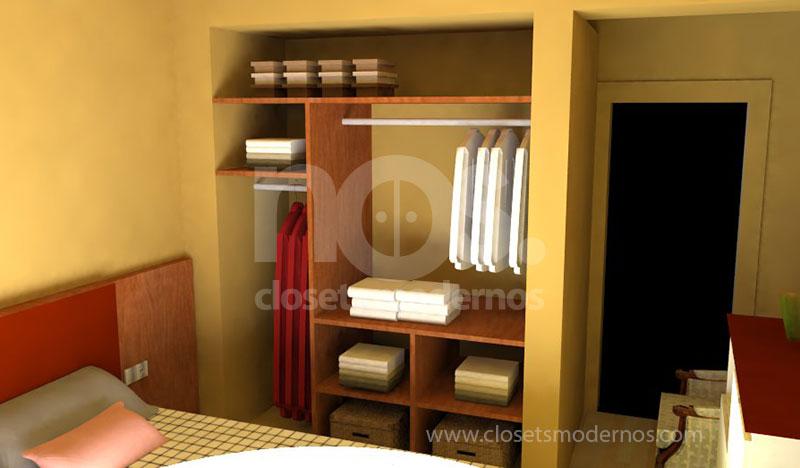 closets a la medida interiores