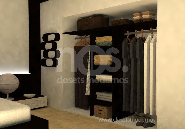 fotos de closets interiores