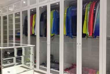 Vestidores de Lujo o Walk-In closet