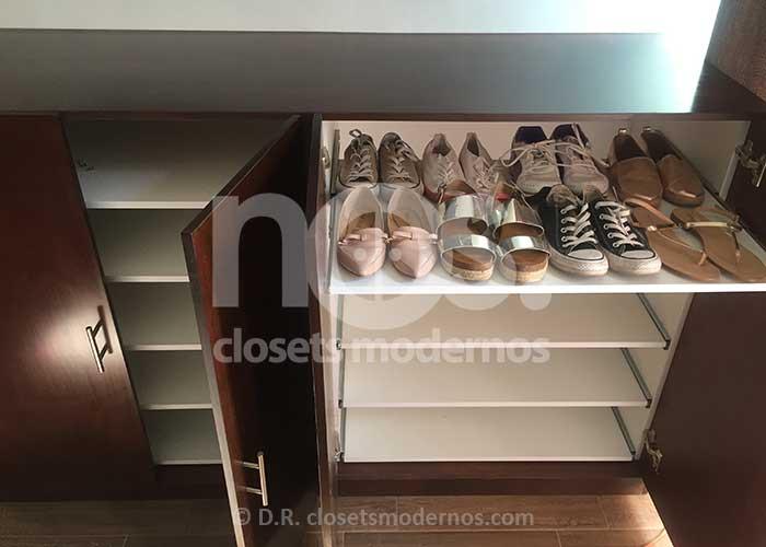 Zapatera para closet NOS 001